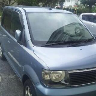 三菱ekワゴン 車検令和3年7月まで。