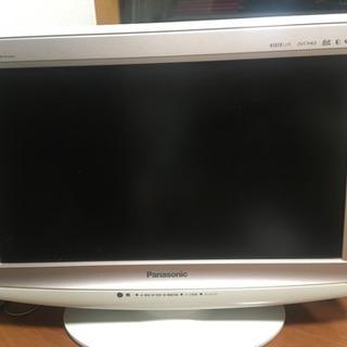 液晶テレビ17型 11月30日か12月1日に取りに来ていただける方に