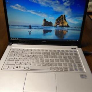 Ultrabook PC-VK18TGZDG 難あり。