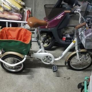 中古3輪自転車 2台あります。