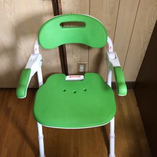 介護  シャワーチェアー  介護用椅子  シャワーベンチ - 安八郡