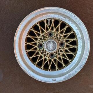 旧車アルミホイール