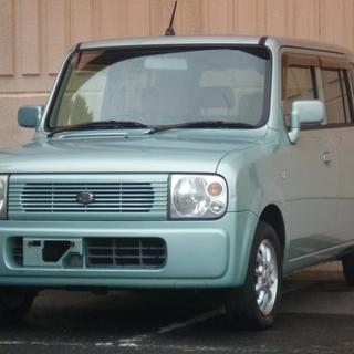 検2年付 全込10万円 スズキ アルトラパン 2WD グレードX...