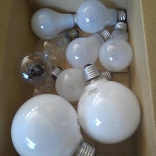 電球60W~、値下げしました。50円