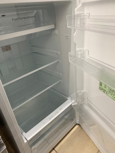 ヤマダ セレクト 冷蔵庫