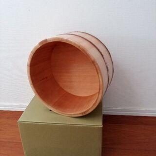 風呂桶 (木曽天然木) - 市川市