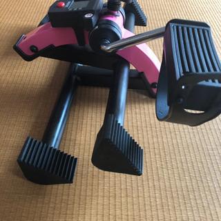 コンパクト エアロバイク 美品【交渉中】 − 長崎県