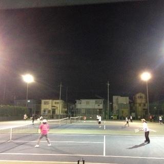 【テニス部】大人の部活!11月10日練習会 19時~21時