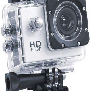 アクティブ スポーツカム アクションカメラ 水中カメラ 防水カメラ