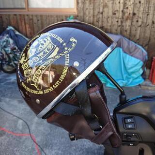 子供用バイクヘルメット