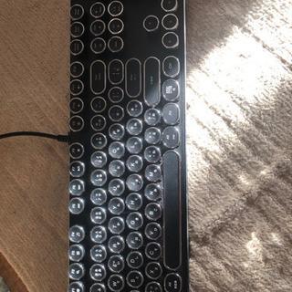 青軸 タイプライター式キーボード 物々交換可能