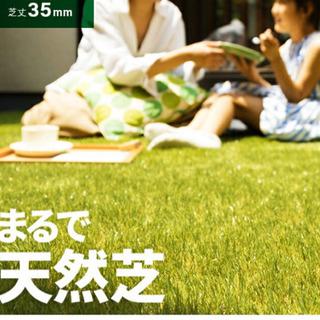値下げしました!人工芝 長さ4.6m×幅1.35m 芝丈3.5㎜
