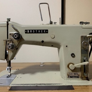 職業用ミシン BROTHER TZ1-B651