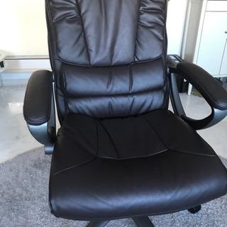 昇降式*椅子*デスクチェアー*社長椅子