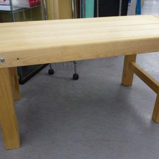 ベンチ 椅子 2人掛 2人用 木製 シンプル 幅90cm ライト...