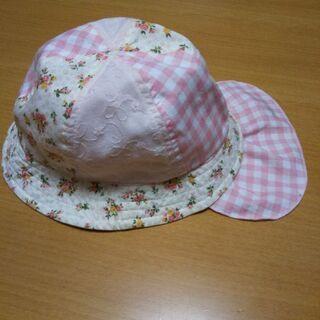 ベビー女の子用帽子