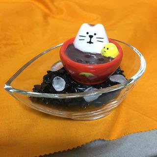 【新品】おしるこ猫とおしるこ風浄化セット