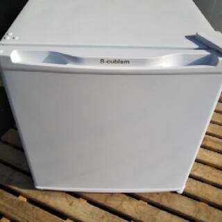 S-cubism 1ドア冷蔵庫 46リットル