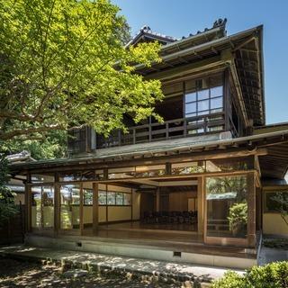 茶道具譲ってください!能舞台と茶室がある元個人宅、旧村上邸のお茶...