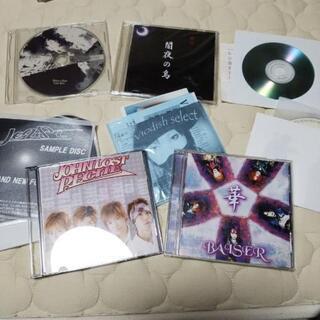 ビジュアル系 配布CD