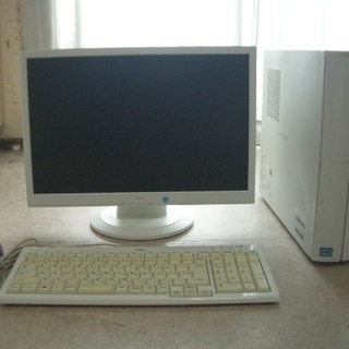 NEC デスクトップパソコンセット