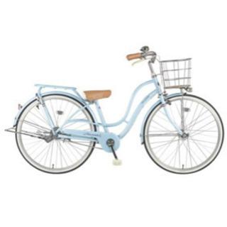 ポンポネット自転車女の子26型