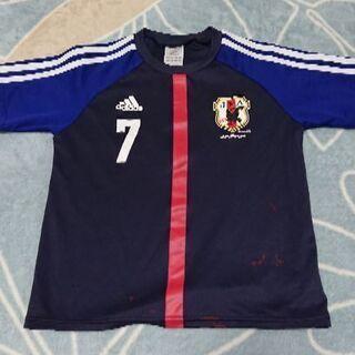 【男の子 130cm】サッカー日本代表ユニフォーム