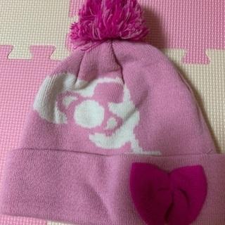 キティ ニット帽