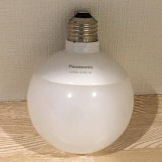 パナソニック LED電球(電球色) 95mmボール/口金直径26...