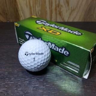 ゴルフボール3個入り