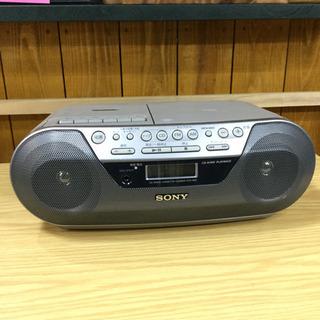 #2956 SONY CDラジオカセットコーダー CFD-S05/S