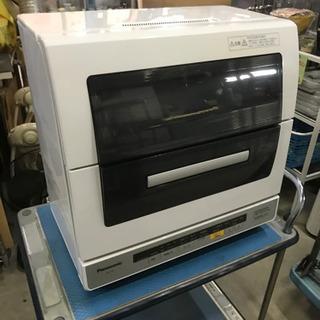 使用感あり激安!Panasonic 電気食器洗い乾燥機 NP-T...