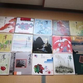 箏のレコード