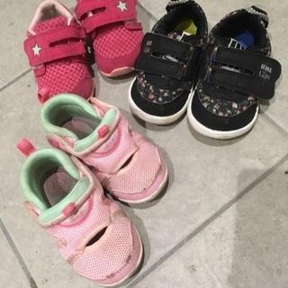 子供 靴 13.5