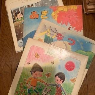 童謡レコード、春夏秋冬