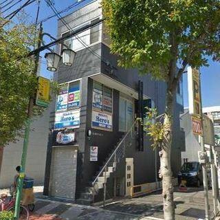★貸店舗・事務所★ 西田辺駅2分 南港通に面す 1階路面店41...