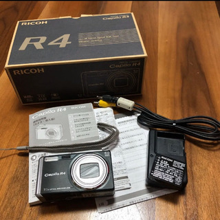 リコー RICOH デジタルカメラ