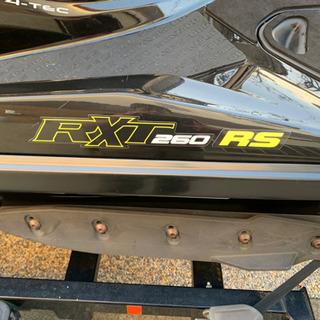 SEADOO RXT260RS