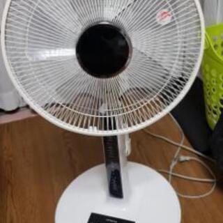 扇風機 無料にしました。