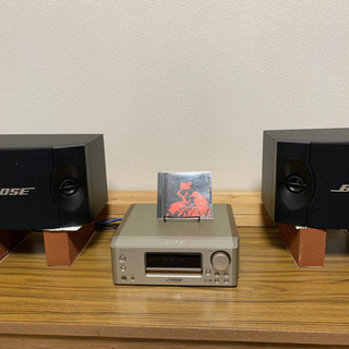 セパレートのBOSEシステムでミュージックライフを!