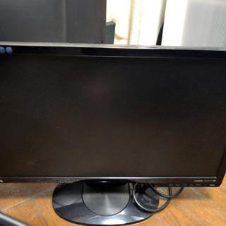 BenQ フルHD 24インチ 液晶ディスプレイ G2420HD