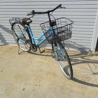 自転車 ELEANOR かご付き 鍵付き 26インチ 値下げ