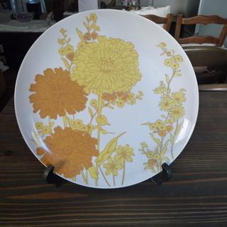 飾り絵皿3種類