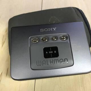 SONY WM-EX88 カセットウォークマン