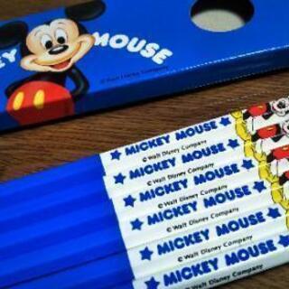 uni HBミッキーマウス6P