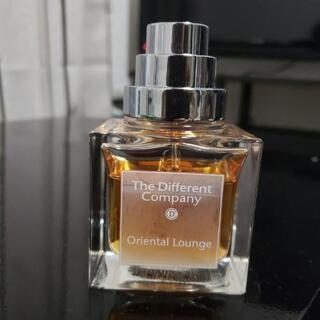 the different company 香水