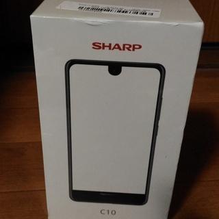 【新品★最終値下げ】Sharp Aquos C10【SIMフリー...