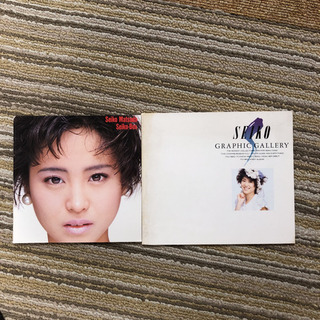 松田聖子 CDジャケット