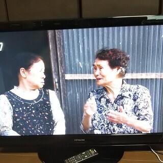 日立 42インチ 液晶テレビ フルHD Wooo L42-C07