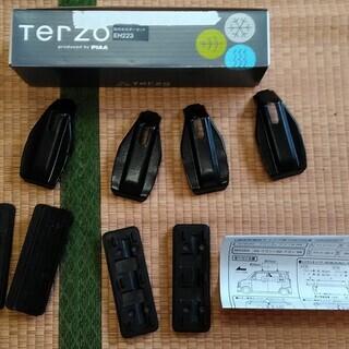 TERZO 取付ホルダーセット EH223 1シーズン使用